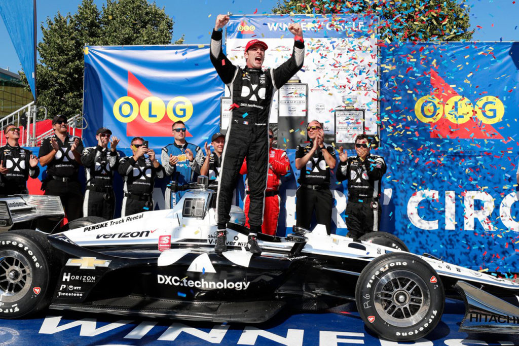 IndyCar | Toronto, Gara: en-plein di Pagenaud davanti a Dixon e Rossi