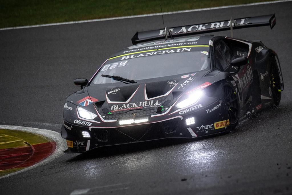 Blancpain | Lamborghini conquista la vittoria in Silver Cup nella 24 Ore di Spa con Barwell Motorsport