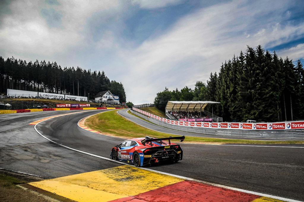 Lamborghini Super Trofeo Europe | Appuntamento a Spa-Francorchamps al fianco della 24 Ore