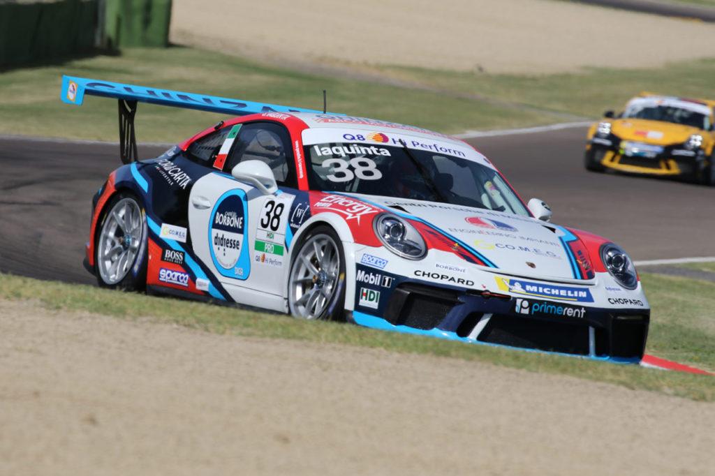 Porsche Carrera Cup Italia | Iaquinta conquista una doppietta al Mugello, Conwright nuovo leader