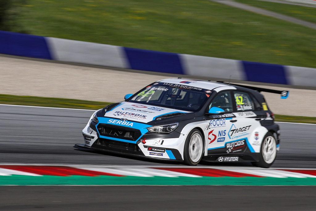 TCR Europe | Borkovic bandito dalla serie per il resto della stagione