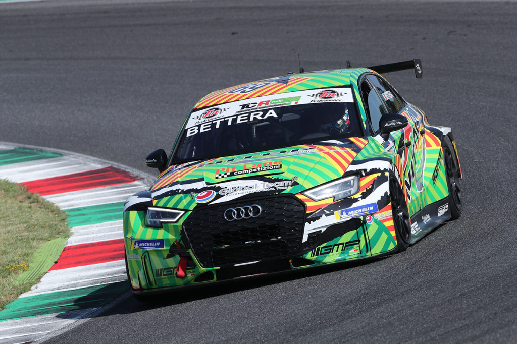 TCR Italy | Mugello, Qualifiche: Gavrilov il più veloce, ma la pole è di Bettera