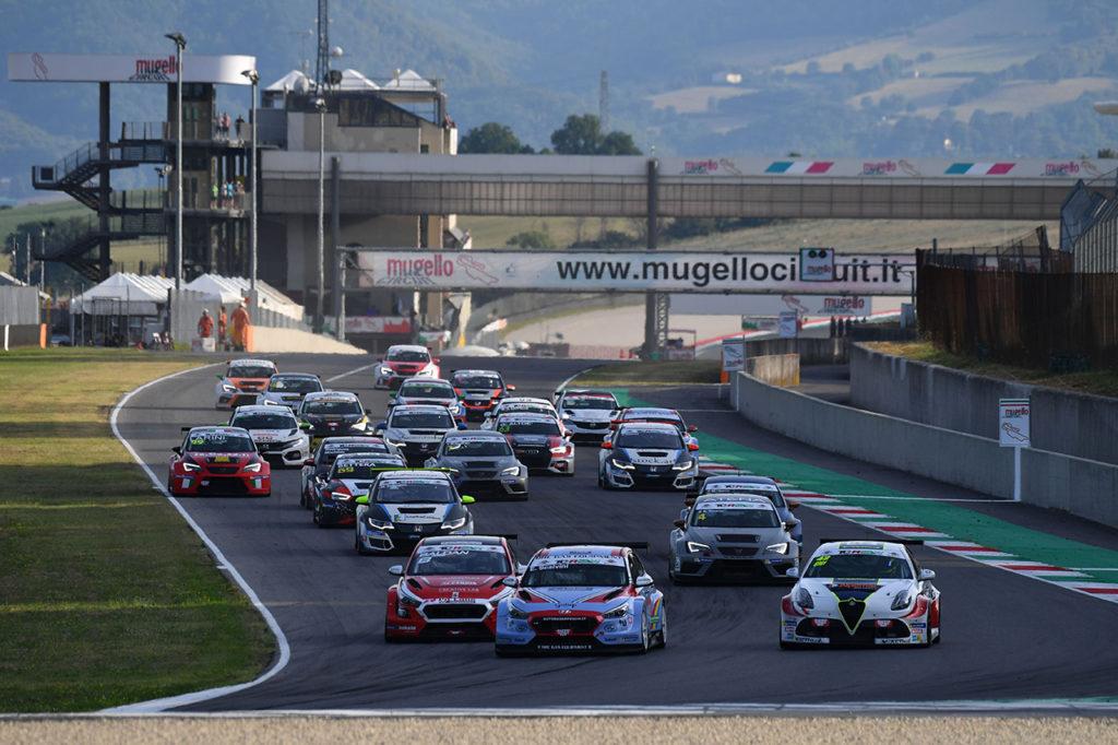 TCR Italy | Mugello 2019: anteprima e orari del weekend