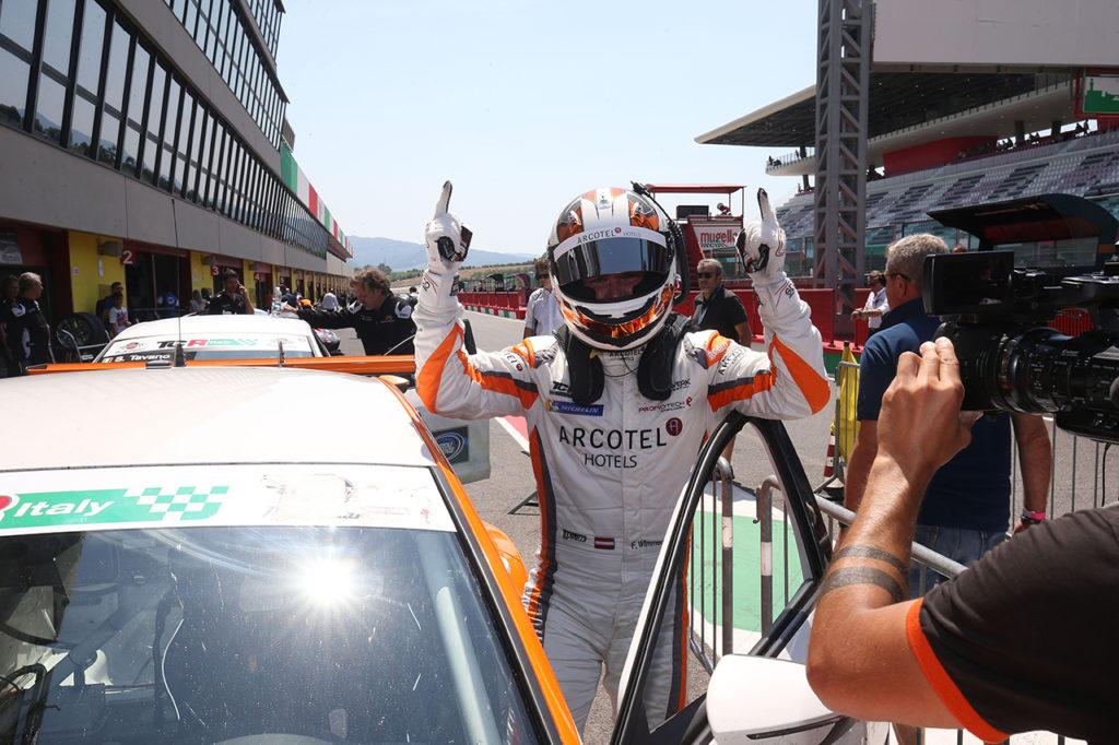 TCR Italy | Mugello, Gara 2: Wimmer austriaco felice, Pellegrini aggancia Tavano in classifica