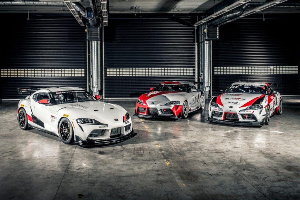 Toyota conferma il lancio della nuova GR Supra GT4 per i Customer Team