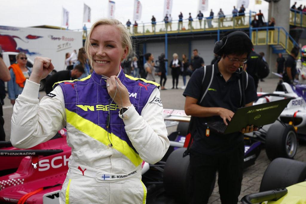 W Series | Assen, Qualifiche: la prima della Kimilainen, la Chadwick e la Visser in seconda fila
