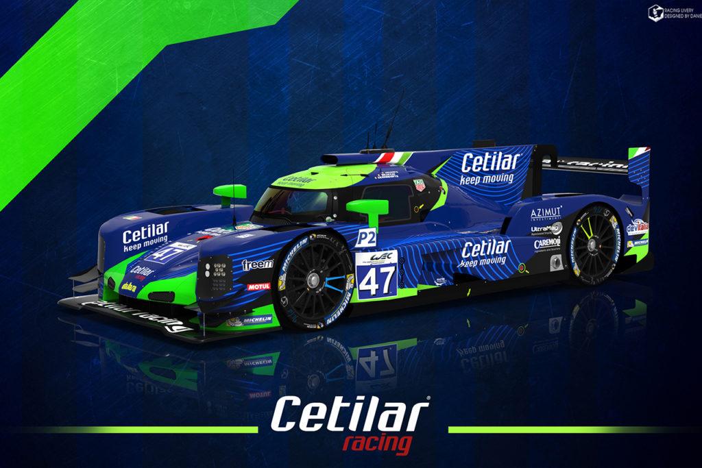 WEC | Cetilar Racing protagonista al Prologue di Barcellona per la stagione 2019-20