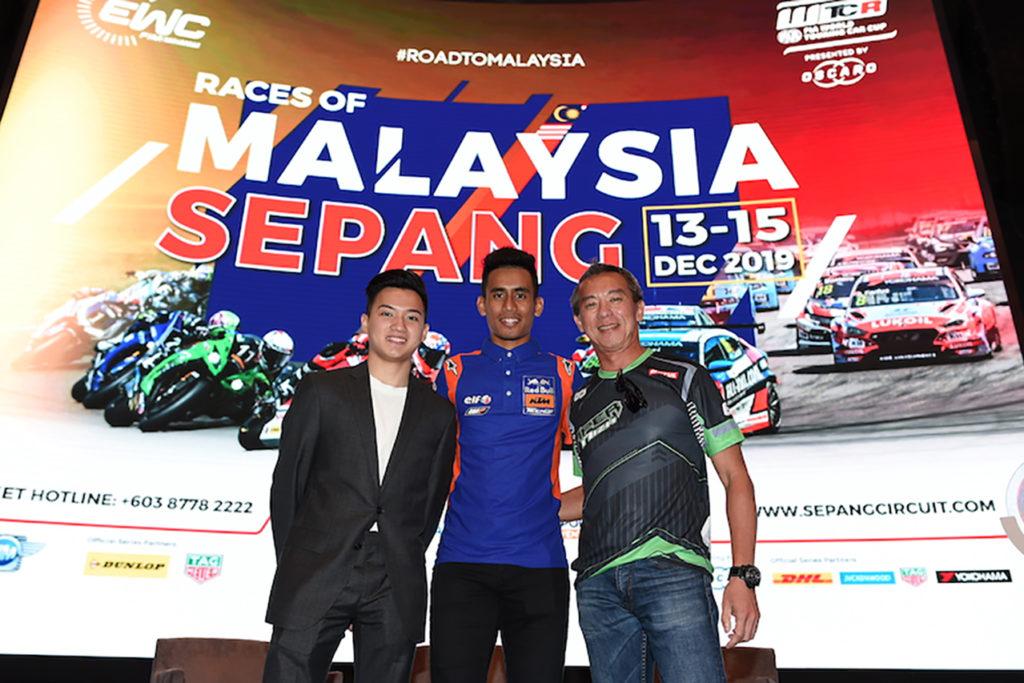 WTCR | Il pilota MotoGP Syahrin correrà a Sepang come wildcard
