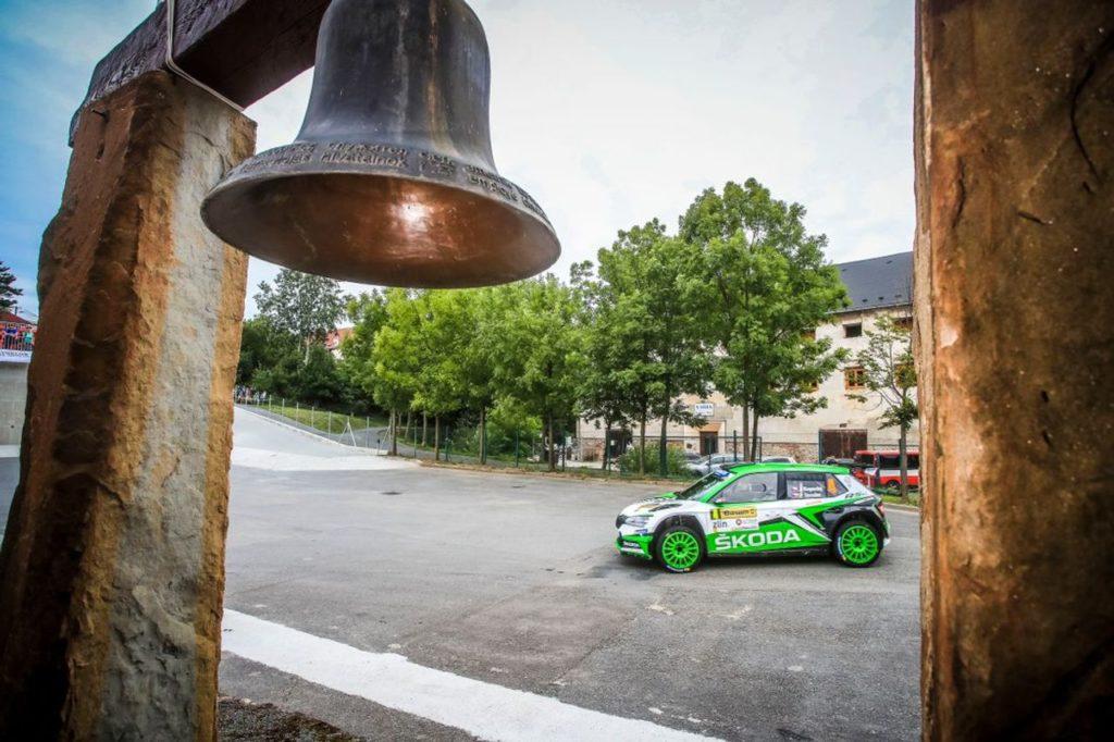 ERC | Kopecky suona la nona al Barum Czech Rally Zlin, Mares campione Junior dopo una rovente battaglia con Ingram