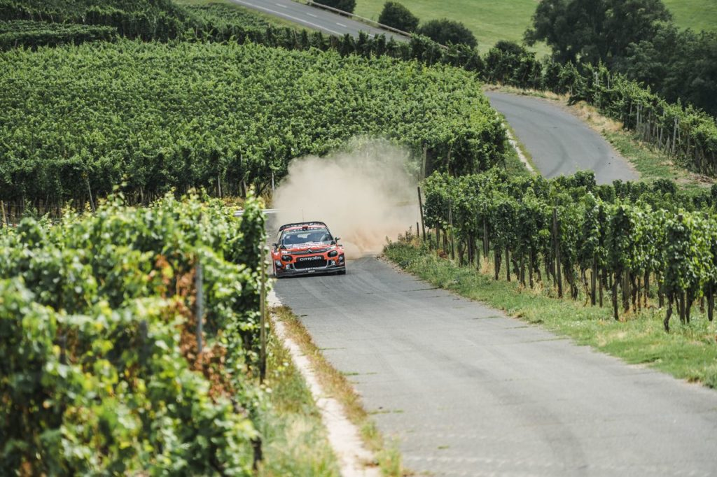 WRC | Citroen aggiorna la vettura per il Rally Germania: le dichiarazioni dal team