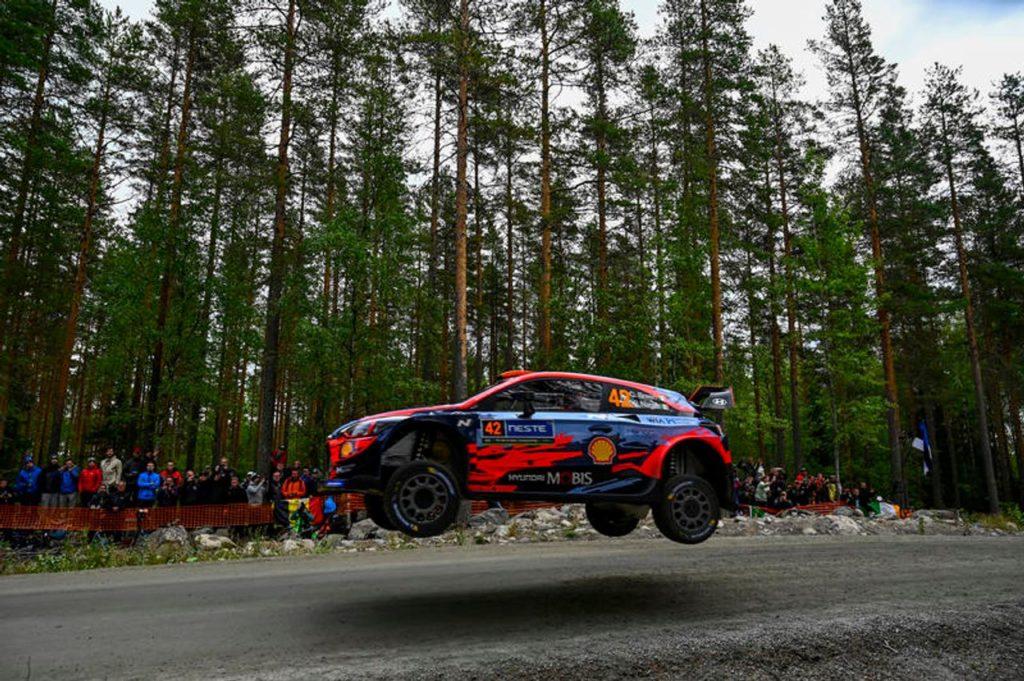WRC | Craig Breen sempre più nell'orbita di Hyundai. Niente Rally Germania per Loeb