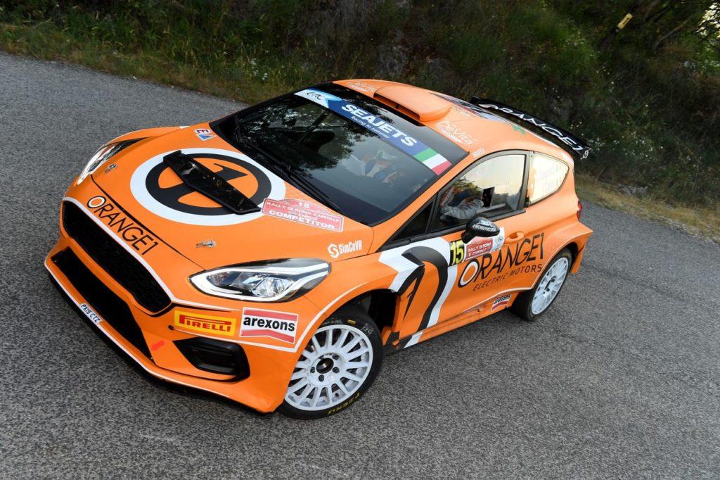 CIR | Ford Racing al Friuli Venezia Giulia, tra certezze ed una novità: Andolfi Jr sulla Fiesta R2