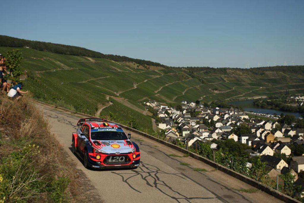 """WRC   Si accorcia il vantaggio in campionato di Hyundai dopo il Rally Germania: """"Dobbiamo fare meglio"""""""