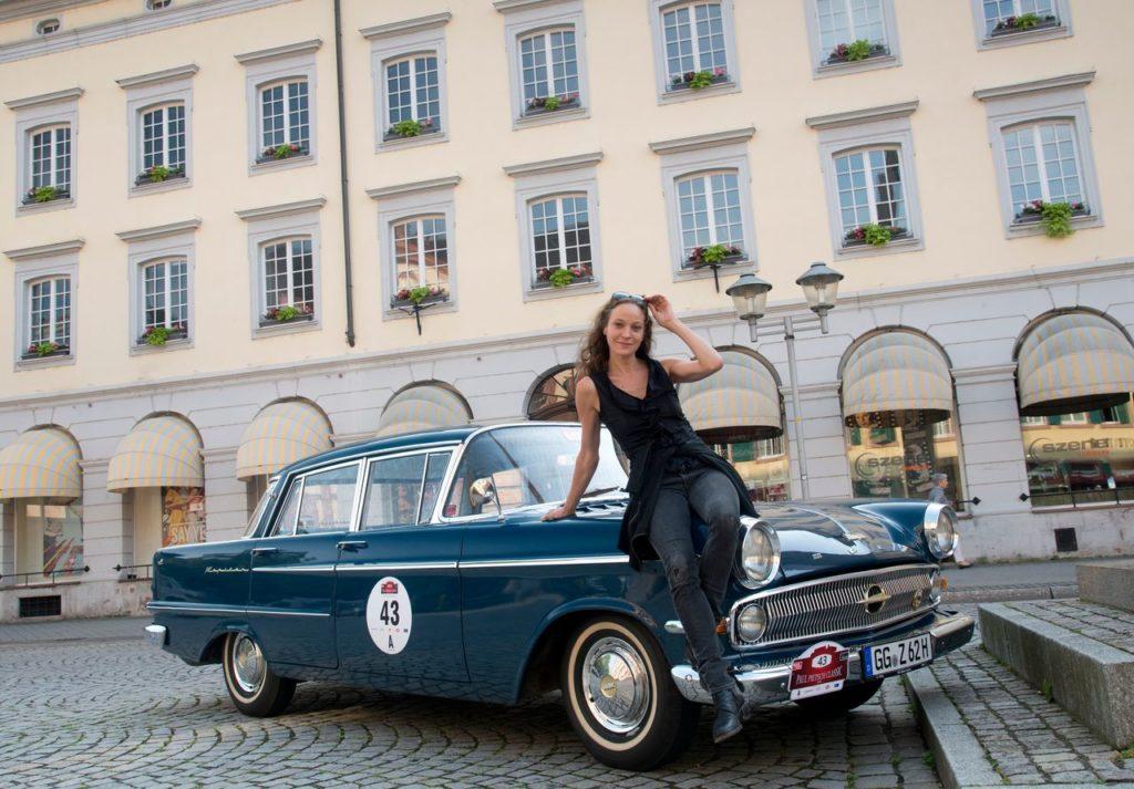 Klassik Tour Kronberg, ecco le Opel storiche al via