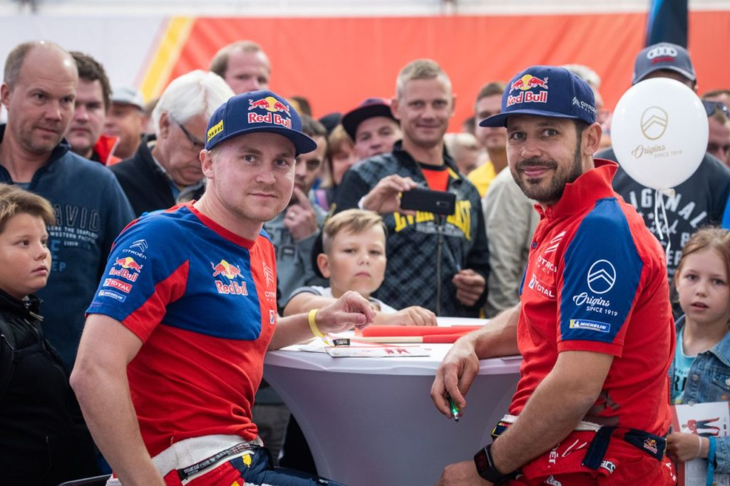WRC | Il Rally Finlandia secondo Janne Ferm, copilota Citroen di Esapekka Lappi