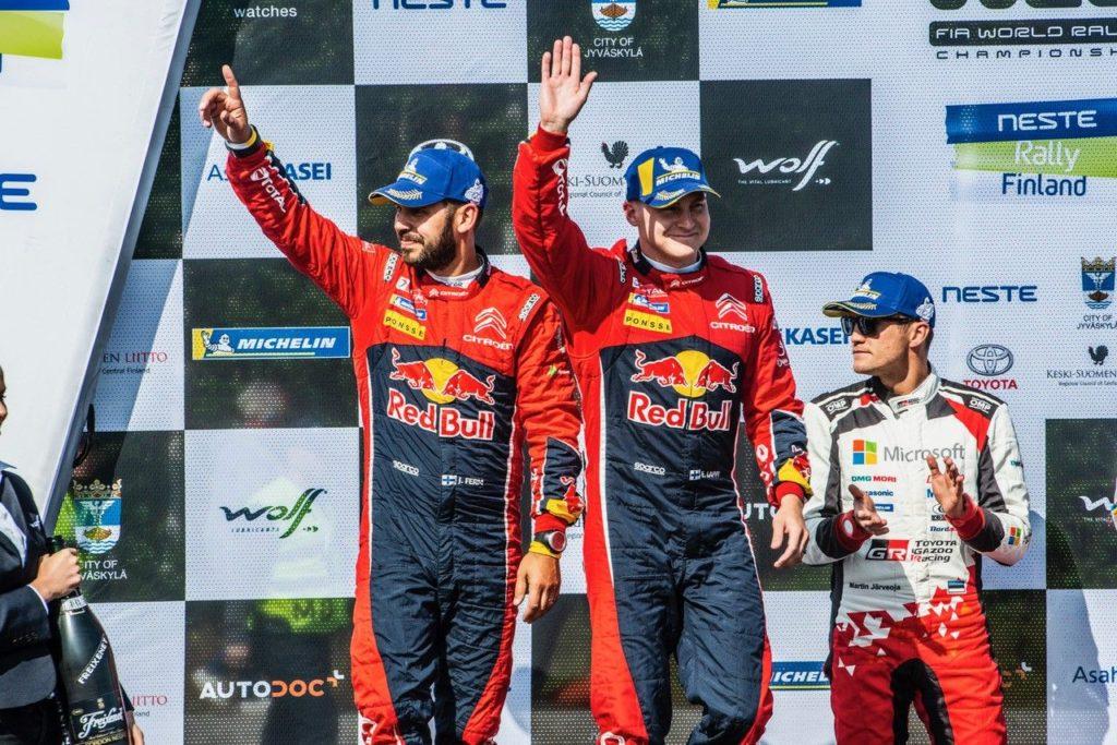 WRC | Lappi risorge al Rally Finlandia, Ogier ufficializza il ritiro dalle competizioni