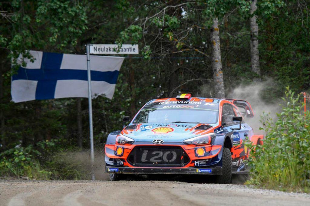 WRC | Rally Finlandia, PS1: spicca Thierry Neuville ma Ott Tanak non molla. La classifica