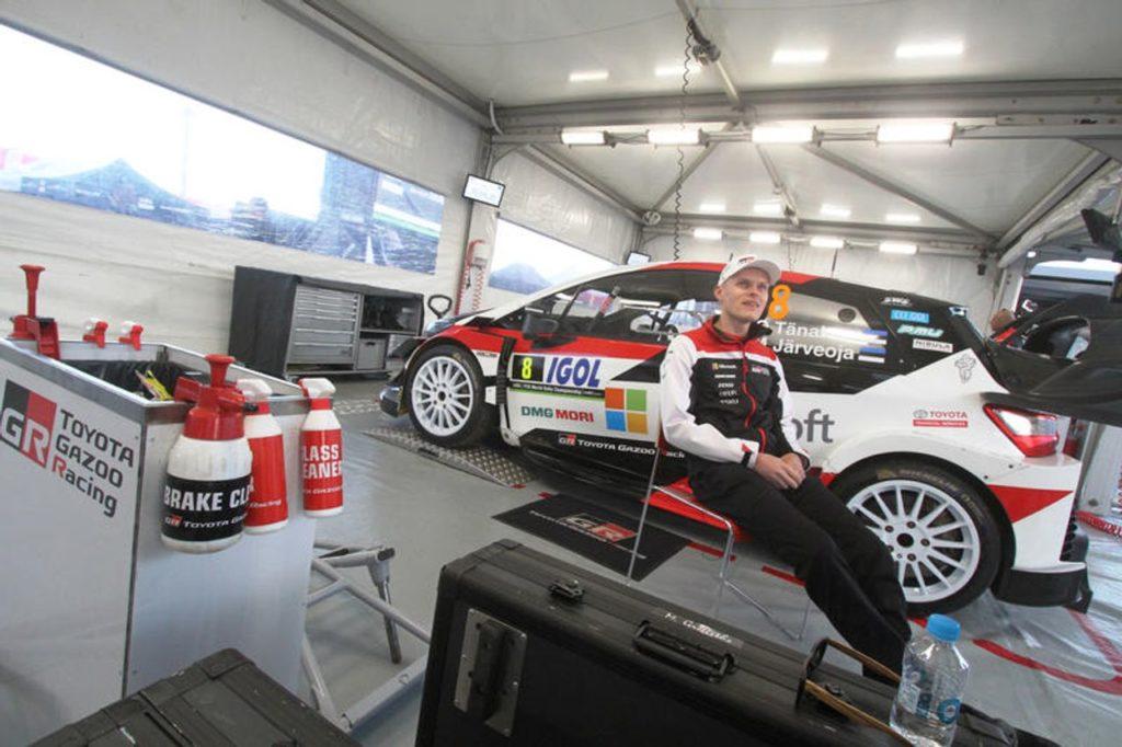 WRC | Rally Finlandia, Tanak primo nello shakedown, seguito dalla tripletta Hyundai [VIDEO]