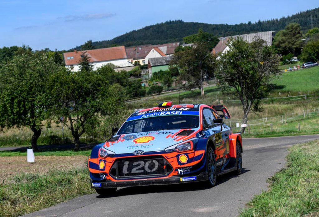 WRC | Rally Germania, le prime due PS di oggi: Tanak e Neuville duellano per la leadership