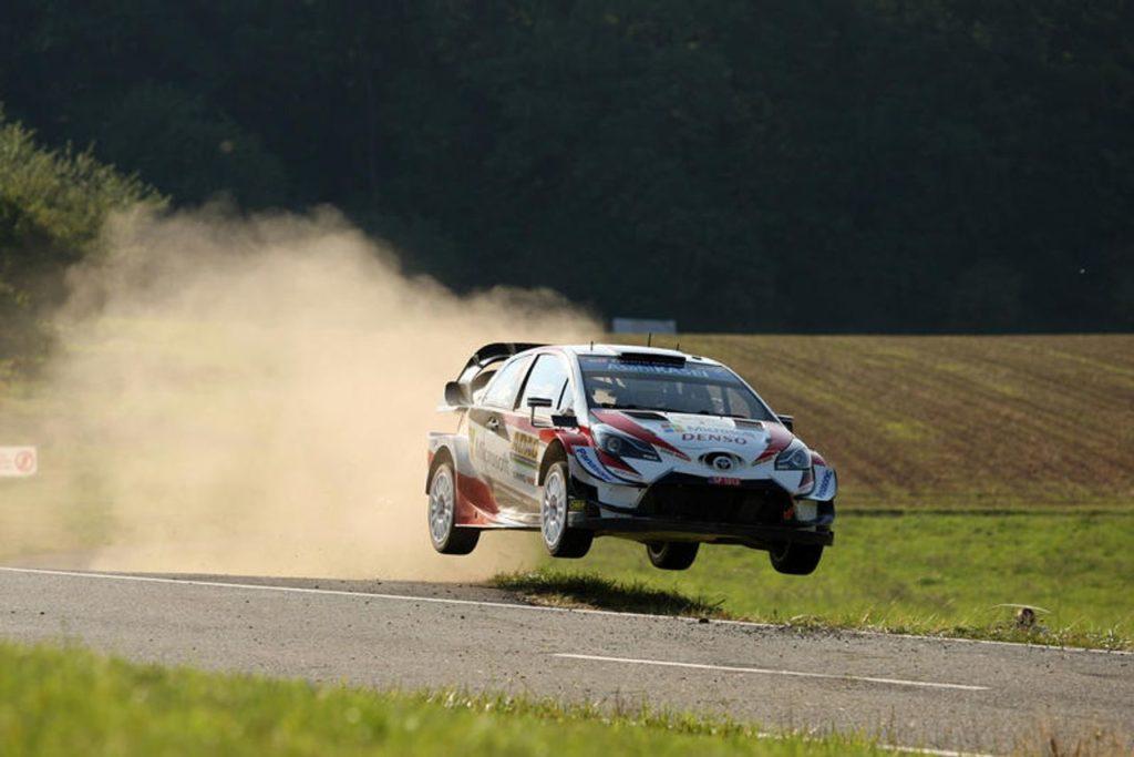 WRC | Rally Germania 2019: Tanak trionfa e Toyota impera conquistando uno storico podio finale [AGGIORNAMENTO]