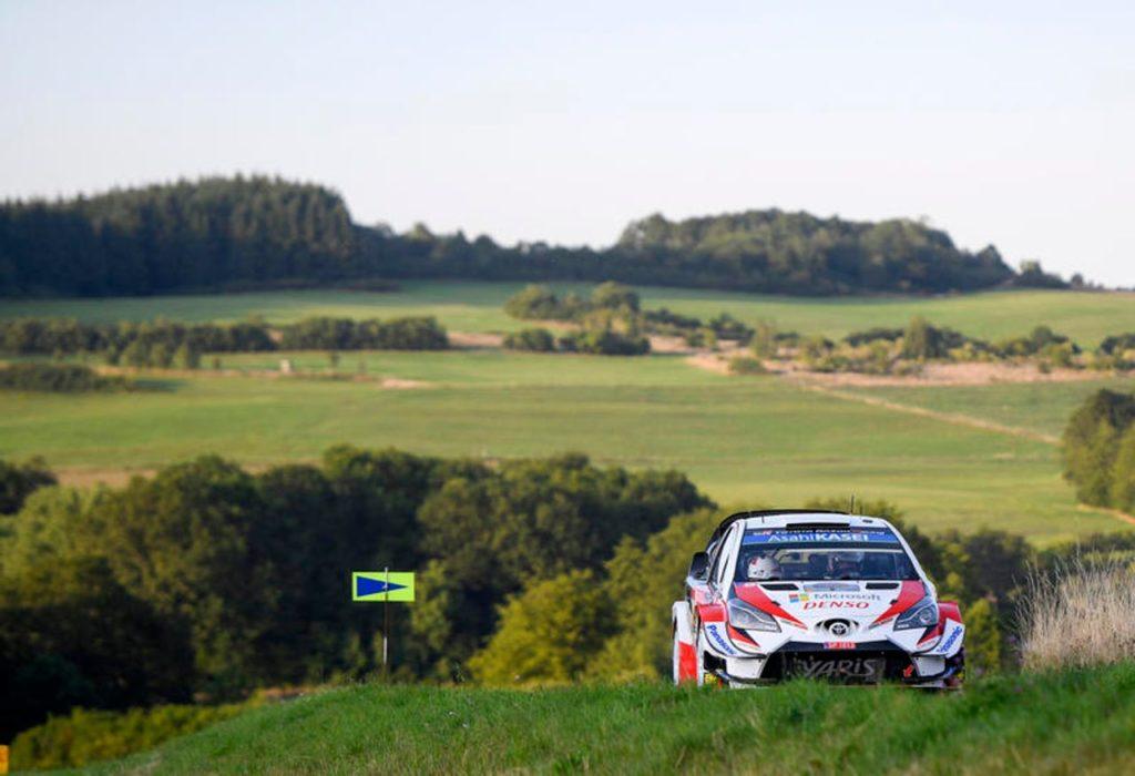 WRC | Rally Germania 2019, seconda tappa: Toyota si prende il podio di giornata, annaspano Neuville ed Ogier