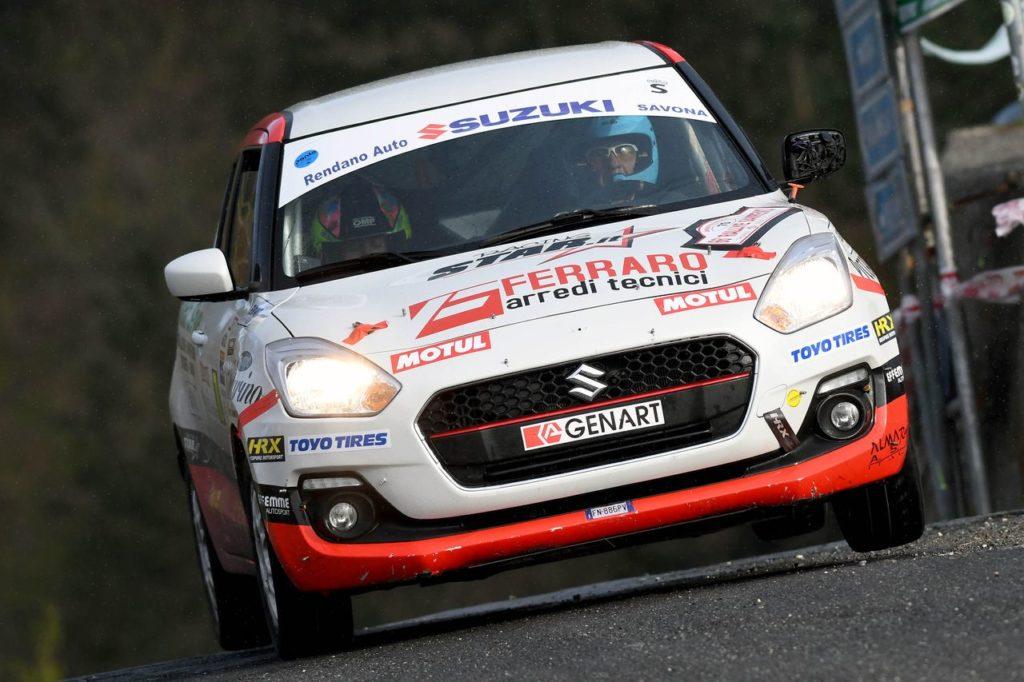 Suzuki Rally Cup | Girone CIR: gli equipaggi al Rally Friuli Venezia Giulia