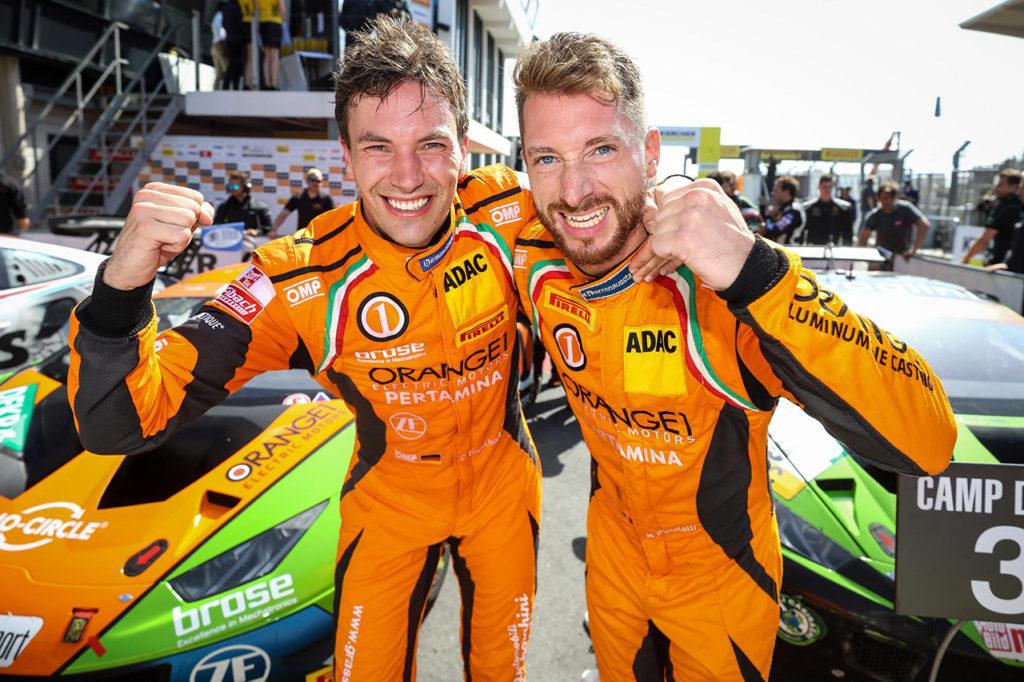 ADAC GT Masters | Lamborghini conquista il primo successo a Zandvoort