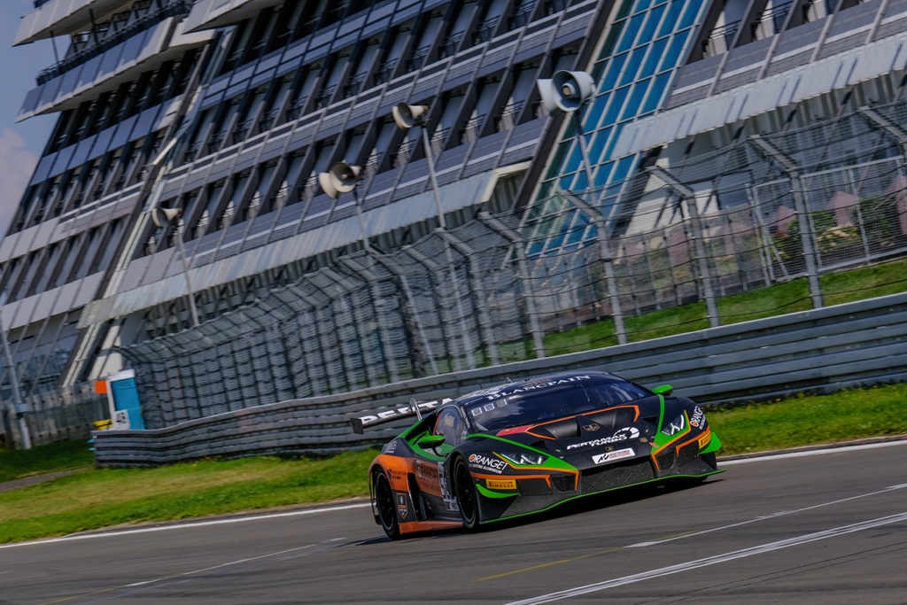 Blancpain | Nurburgring, Gara 1: Mapelli e Caldarelli di forza con Lamborghini