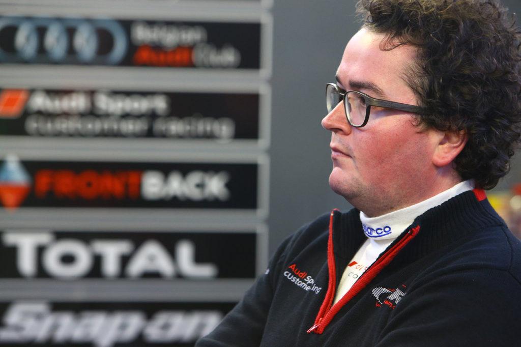 L'ex campione Blancpain GT Series Enzo Ide in coma farmacologico