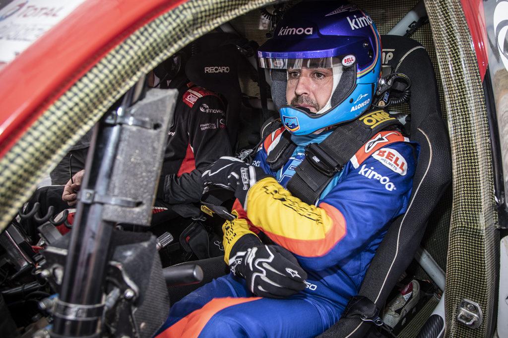 Dakar   Alonso e Coma assieme nell'edizione 2020 con Toyota