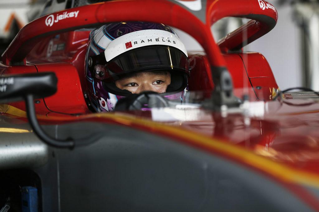 FIA F2 | Sato con Campos per il resto della stagione al posto di Maini