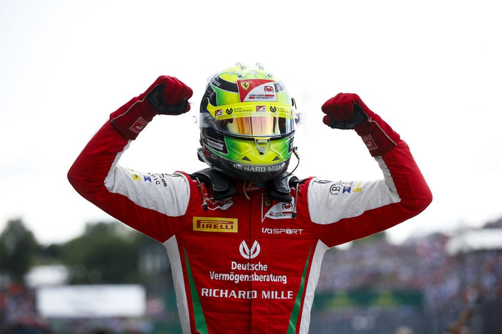 FIA F2 | Budapest, Gara 2: Schumacher e Prema si rilanciano con un successo