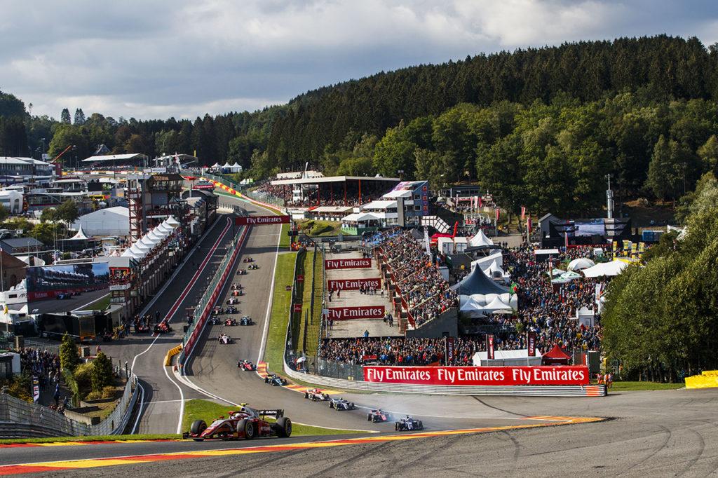 FIA F2 | Spa-Francorchamps 2019: anteprima e orari del weekend