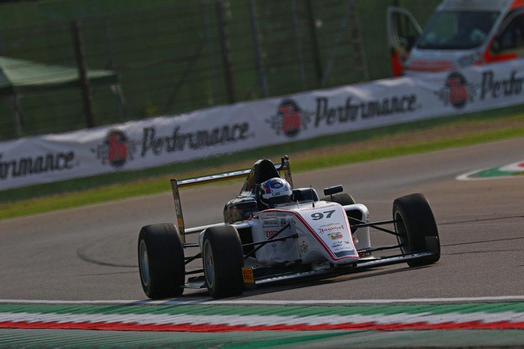 F4 Italia | Imola, Gara 2: finalmente Stanek, Petecof precede Hauger