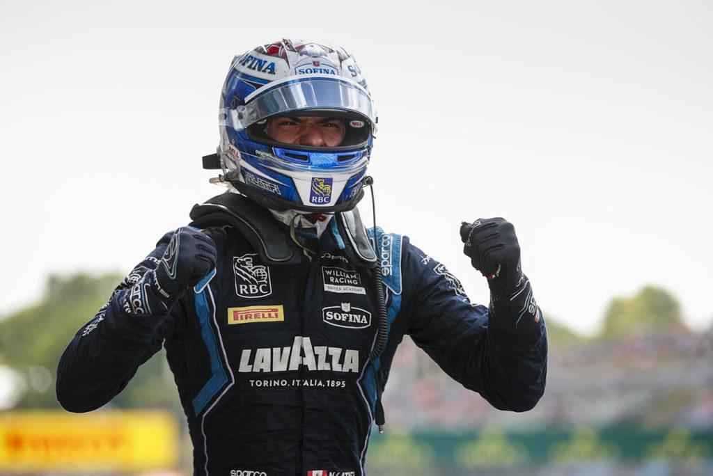 FIA F2 | Budapest, Gara 1: Latifi mette la quarta, de Vries 2°