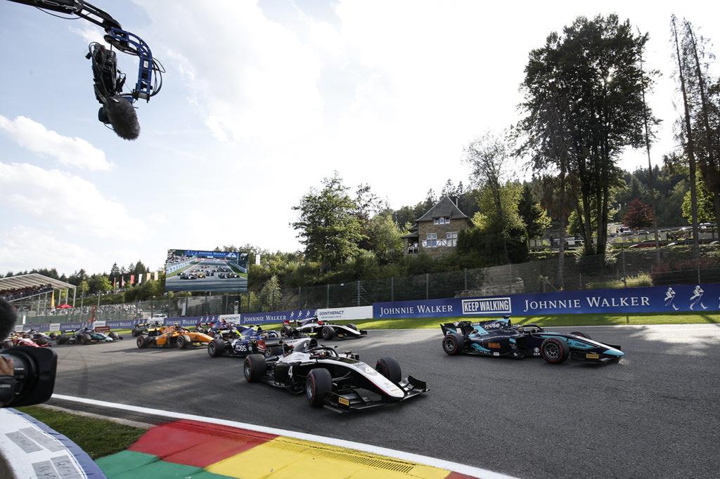FIA F2 | Ufficiale: deceduto Hubert nella Gara 1 a Spa-Francorchamps