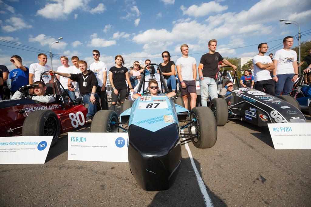 La Formula Student protagonista a Mosca con SMP Racing il 21-22 settembre