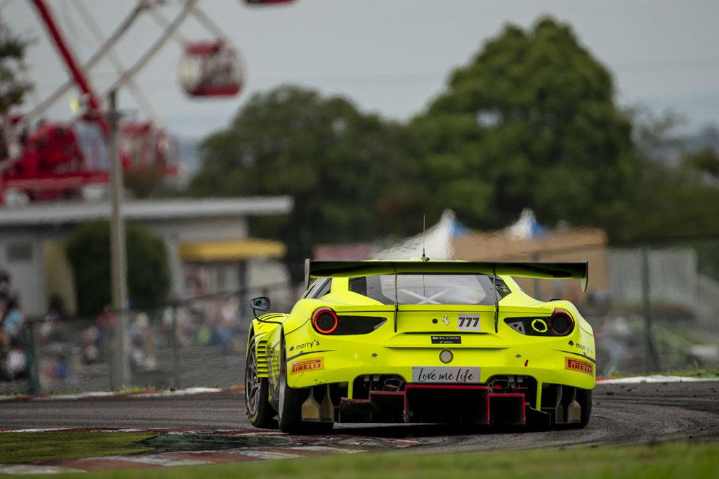 Intercontinental GT Challenge | Ferrari fuori dalla top-10 alla 10 Ore di Suzuka