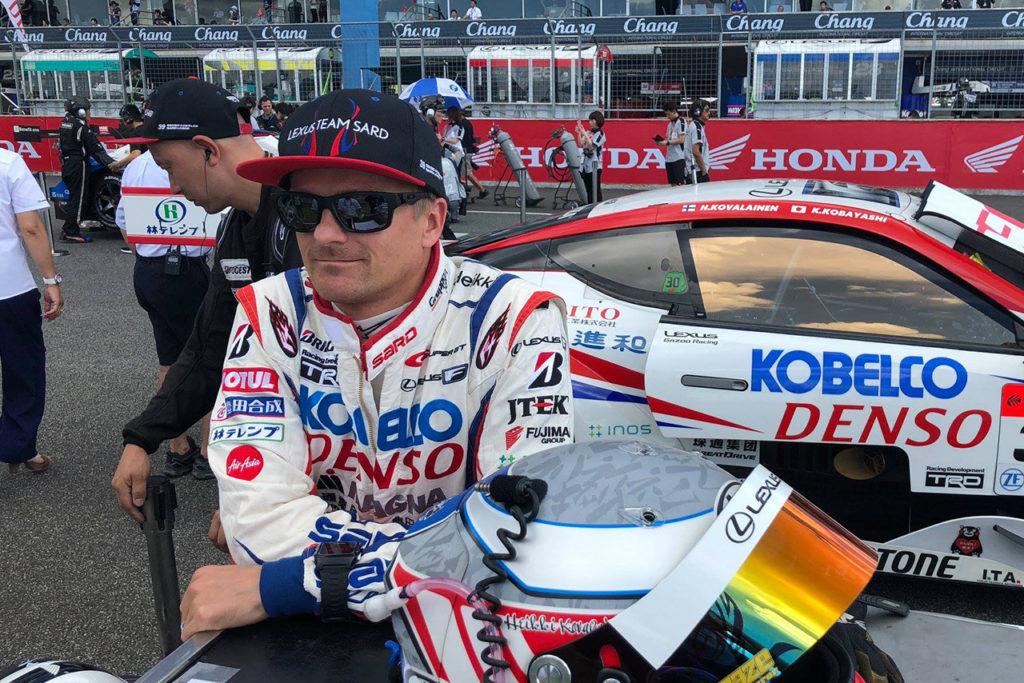 Intercontinental GT Challenge | Kovalainen in pista alla 10 Ore di Suzuka con una Ferrari