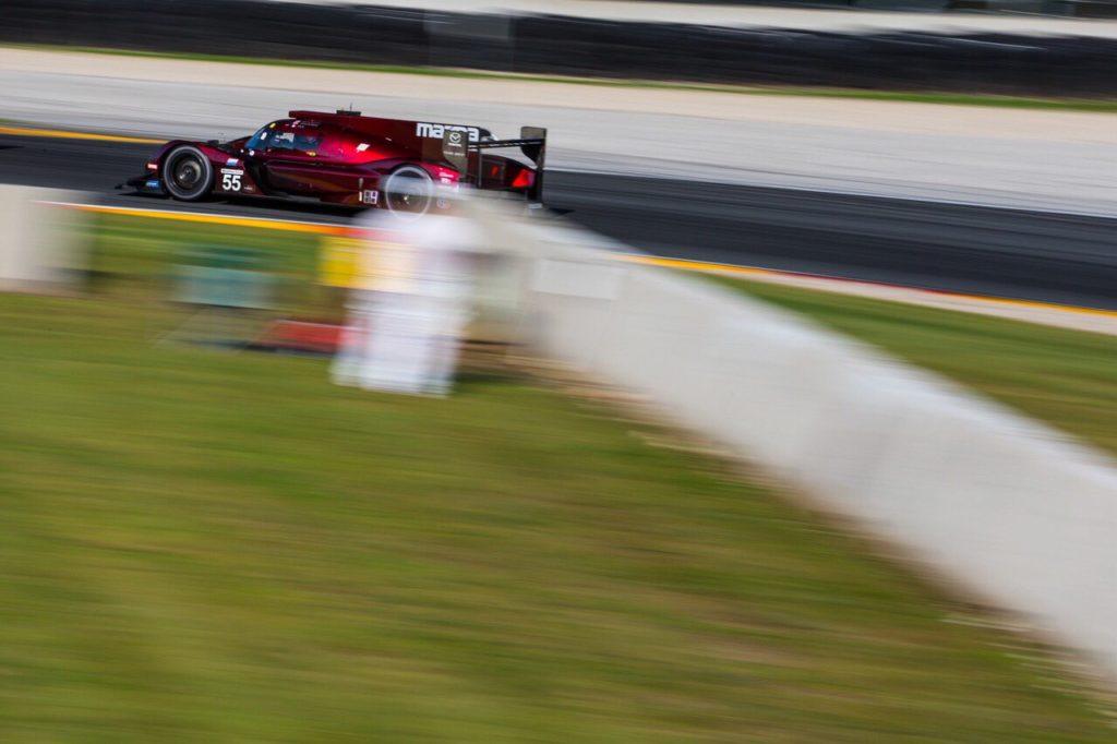 IMSA | Road America, Gara: finale mozzafiato, Mazda trionfa su Acura