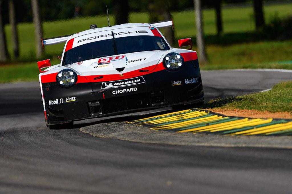 IMSA | Virginia, Gara: dominio Porsche con Tandy e Pilet, Mercedes svetta tra le GTD