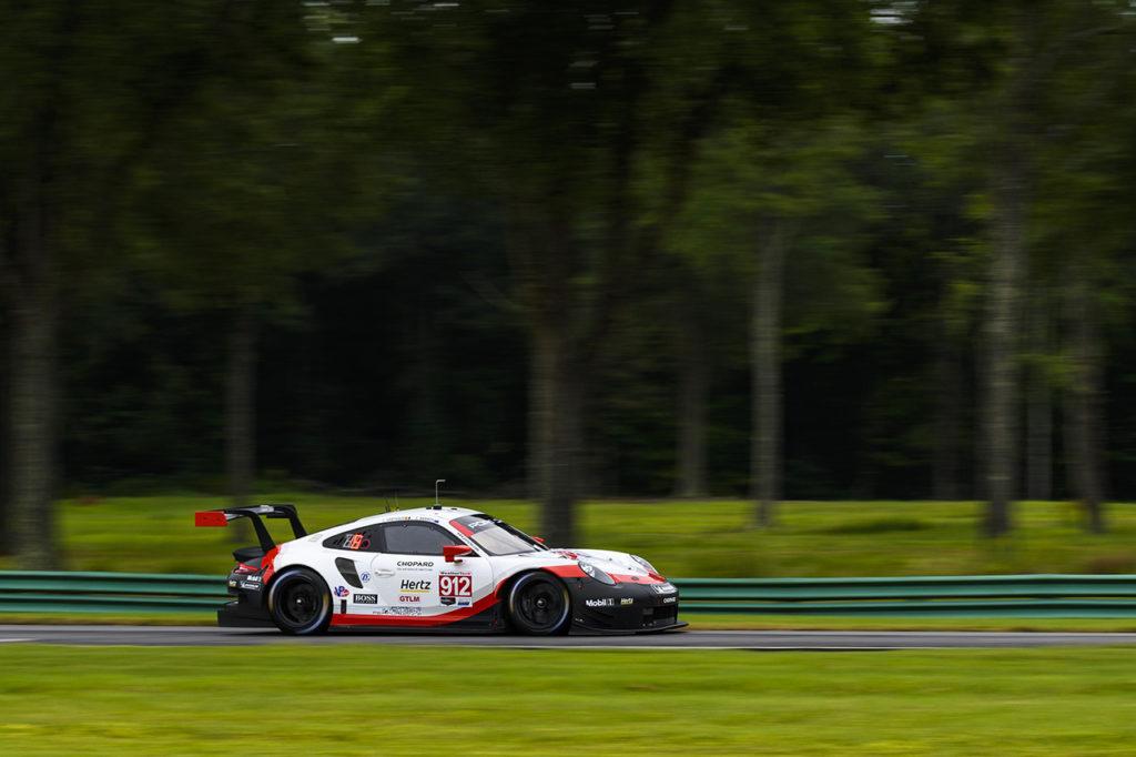 IMSA | Virginia, Qualifiche: Vanthoor e Porsche battono sui millesimi Magnussen e Chevrolet