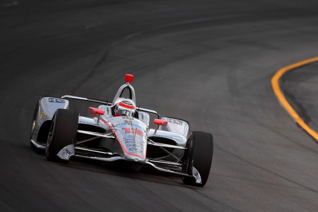 IndyCar | Pocono, Gara: trionfa la tempesta, Power si prende la vittoria