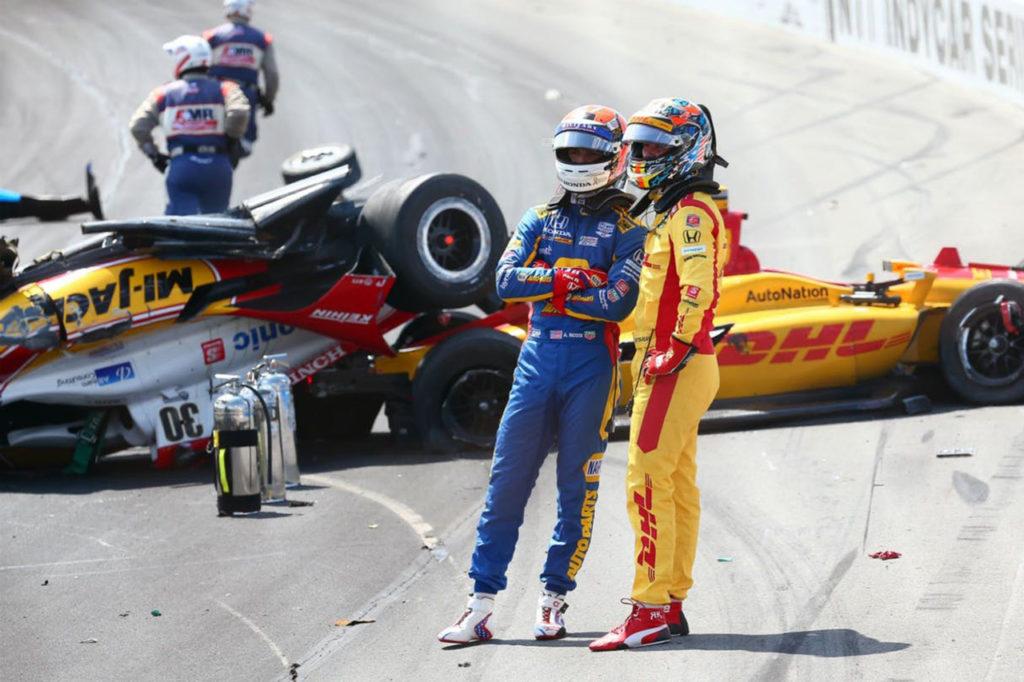 IndyCar | Pocono e l'incidente di domenica: perché non è colpa dell'ovale?