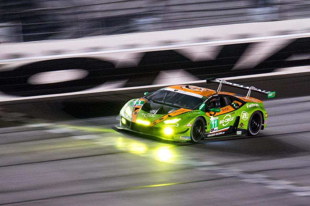 IMSA | Lamborghini festeggia i successi di Daytona e di Sebring [VIDEO]