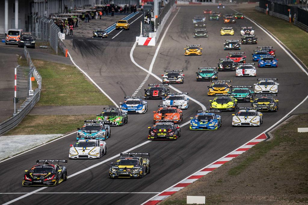 Lamborghini Super Trofeo Europe | Nurburgring 2019: anteprima e orari del weekend