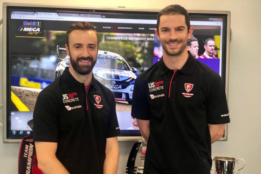 Dalla IndyCar alla Supercars australiana: Rossi e Hinchcliffe al via della Bathurst 1000