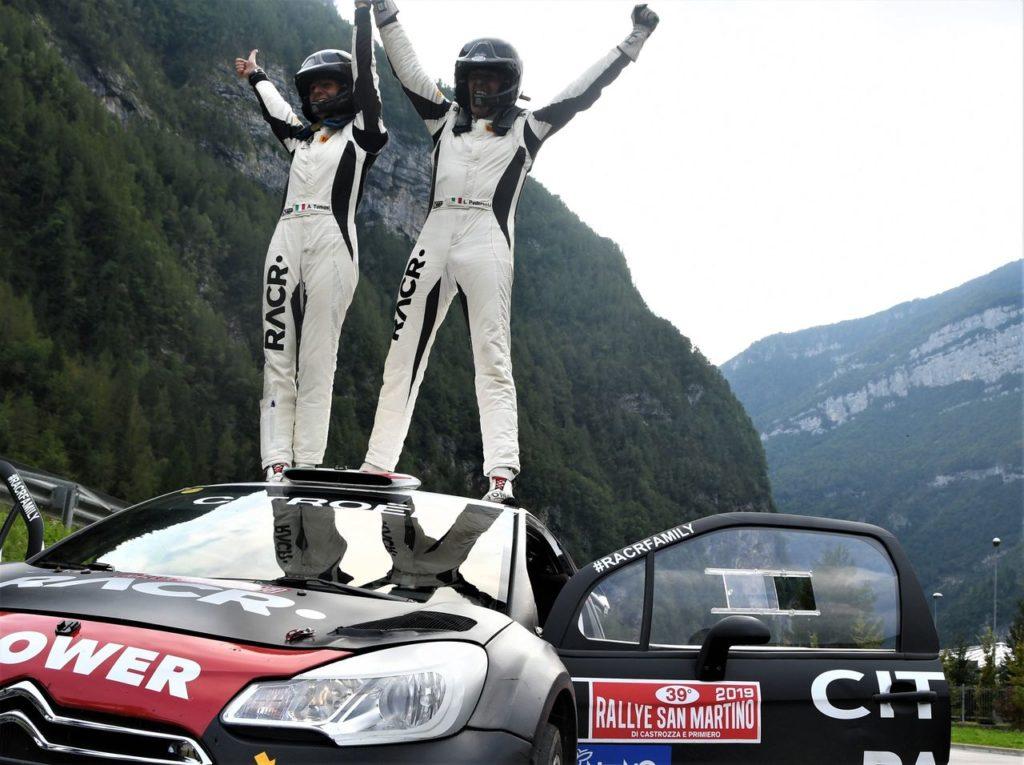CIWRC | Pedersoli e Tomasi vincono il Rally San Martino e si laureano campioni 2019