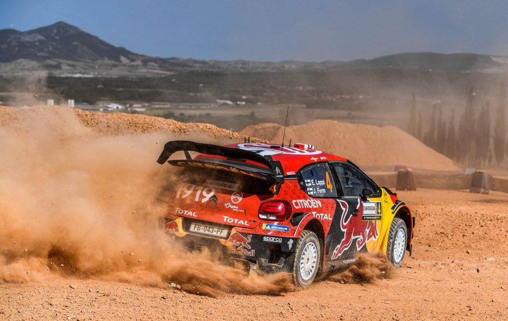 WRC | Una Citroen in difficoltà cerca il riscatto al Rally Turchia 2019