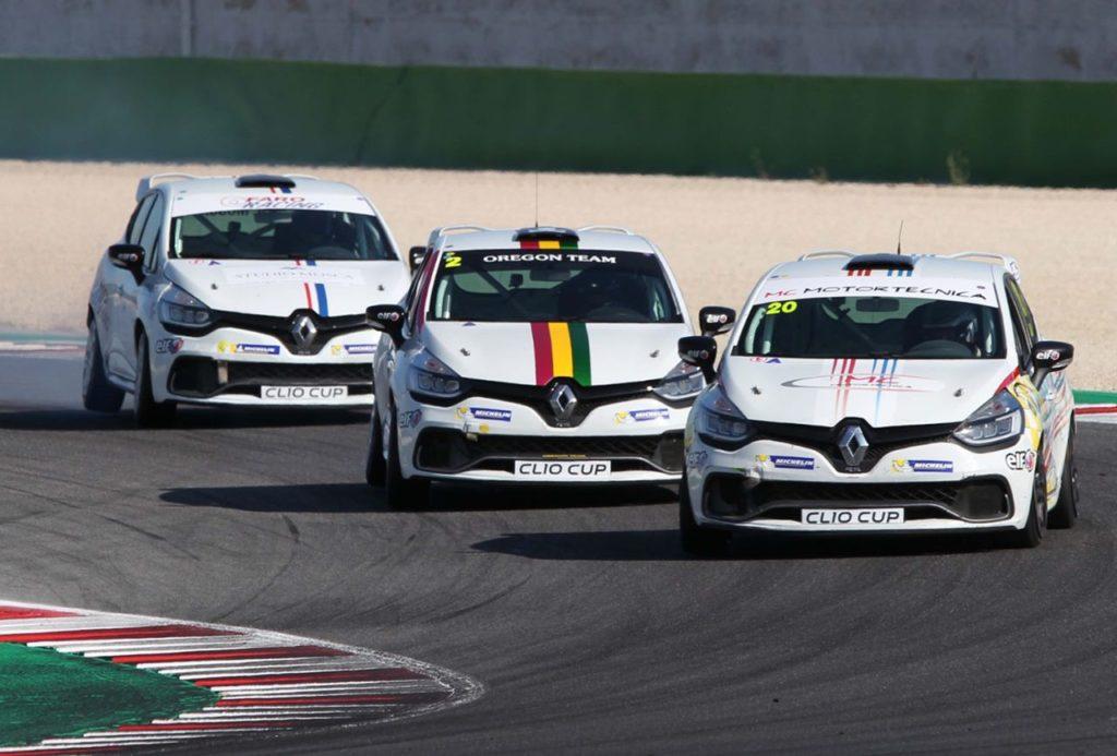Clio Cup Italia | Vallelunga 2019: anteprima ed orari